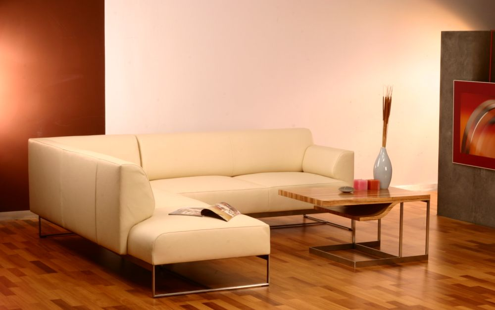 IQMatics.com - Meltemi Sectional in Premium Leather :  alcantara furniture furniture decor design