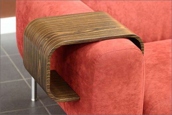 European Furniture, Modern Bedrooms, Contemporary Sectionals - IQ Matics :  armrest table modern style furniture modern furniture european furniture