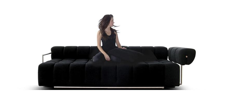 European Furniture, Modern Bedrooms, Contemporary Sectionals - IQ Matics :  family room furniture home accents modular chaise lounge