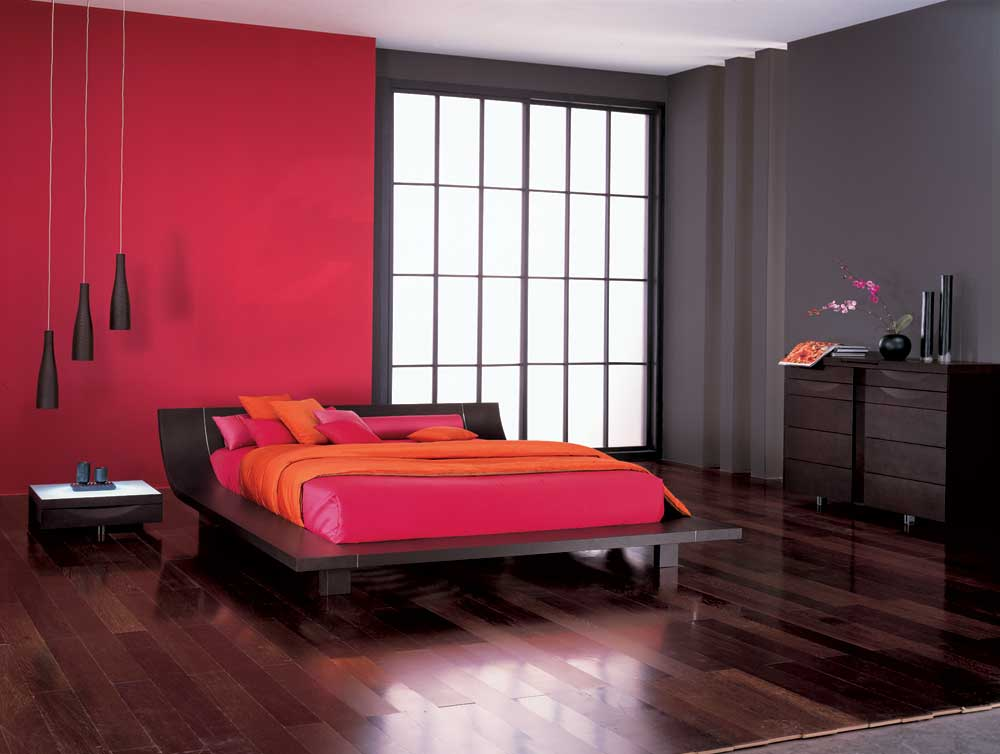 European Furniture, Modern Bedrooms, Contemporary Sectionals - IQ Matics :  bedroom home bed european bedroom