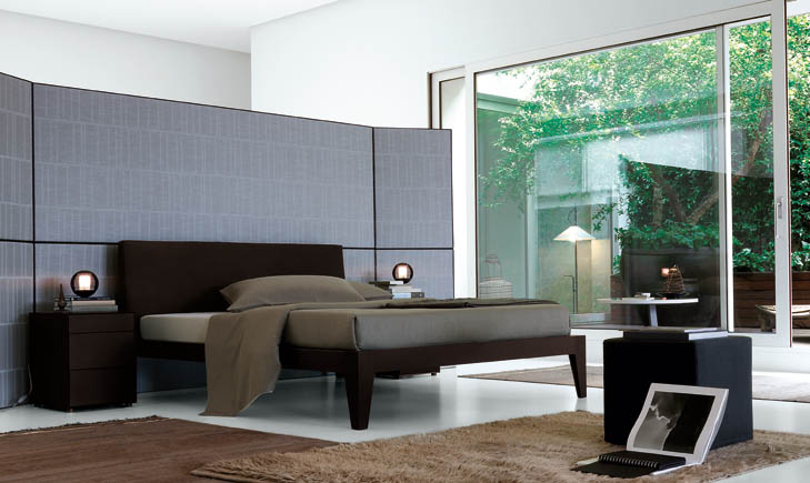 European Furniture, Modern Bedrooms, Contemporary Sectionals - IQ Matics :  bed european furniture home designer furniture