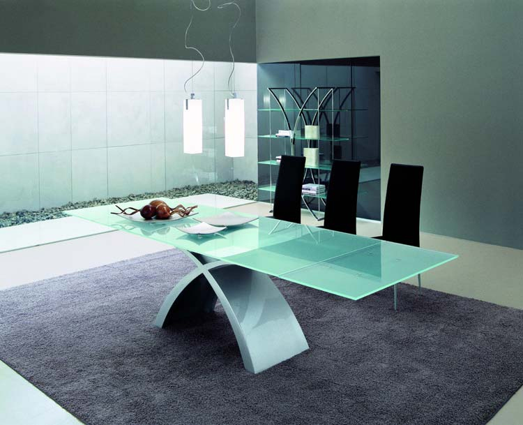 European Furniture, Modern Bedrooms, Contemporary Sectionals - IQ Matics :  home dining table italian furniture