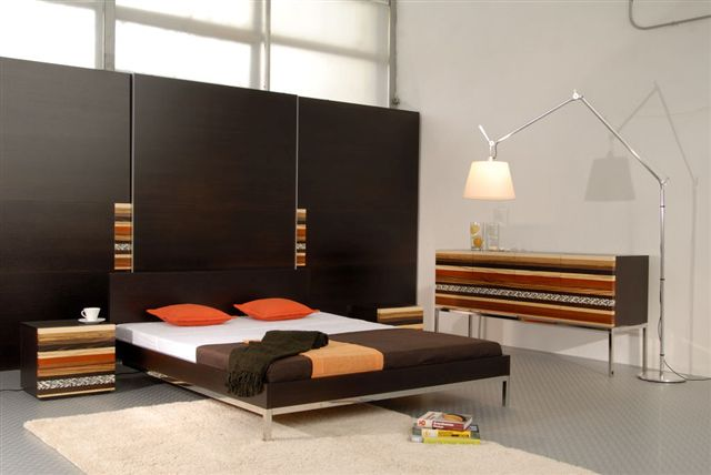 European Furniture Modern Bedrooms Contemporary Sectionals IQ Matics