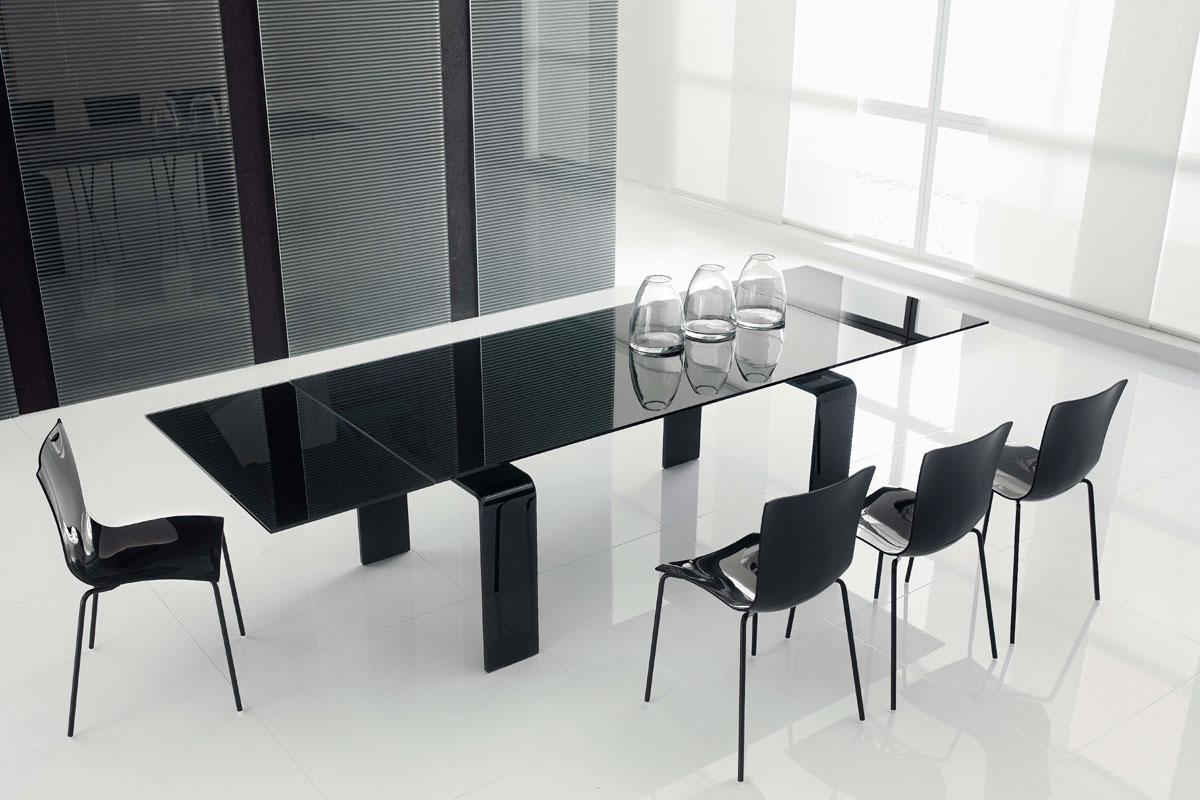 European Furniture, Modern Bedrooms, Contemporary Sectionals - IQ Matics :  home table italian furniture dining table