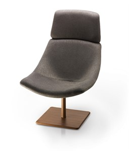 Mishell - High Back Revolving Chair