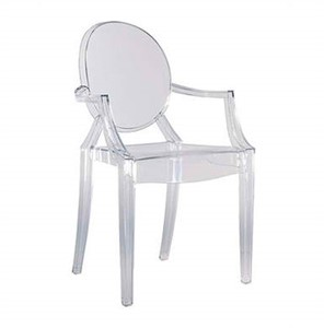 Kartell - Louis Ghost Chair (Set of 2)