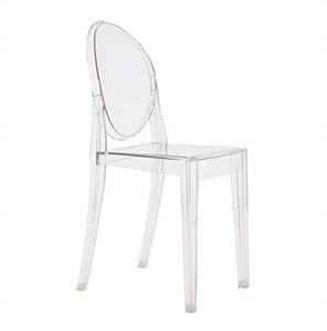 Kartell - Victoria Ghost Chair (Set of 4)