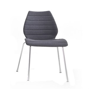 Kartell - Maui Soft Kvadrat Divina 3 Fabric (Set of 2)