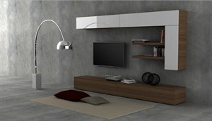 Pianca - Spazio Wall Units