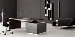 Ostino - Executive Desk 2