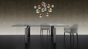 Reflex - Policleto Quadro Dining Table