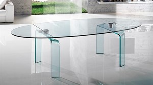 Reflex - Policleto Ellittico Dining Table