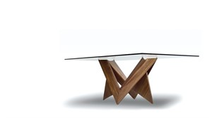 Reflex - Mathematique Dining Table
