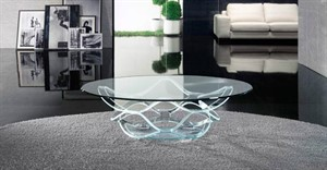 Reflex - Neolitico Vetro Coffee Table