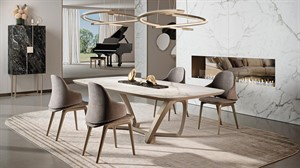 Reflex - Segno 72 Bevel Dining Table