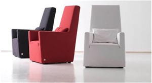 Busnelli - Bob Low and High Armchair