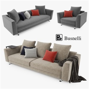 Busnelli - Burton Sofa or Sectional