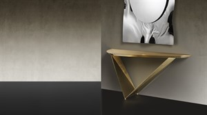 Reflex - Prisma Steel Console Table Special