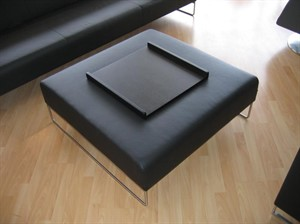 Tritos XL - Square Ottoman - SOLD