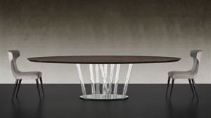 Reflex - Bamboo Wood Dining Table