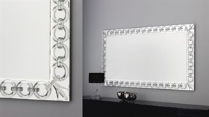 Reflex - Casanova O Mirror with LED