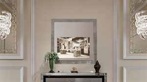 Reflex - Diamante Mirror with TV