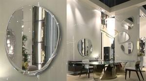 Tavoli Cristallo Allungabili Reflex.European Furniture Modern Italian Furniture Chicago