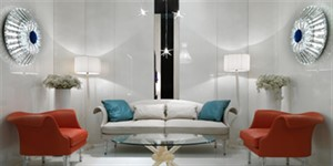Reflex - Diamante Chandelier and Wall Lamp