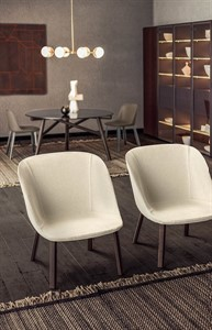 Pianca - Esse Lounge Chair - QS