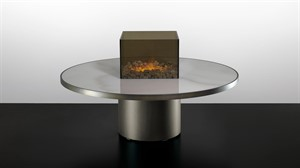 Reflex - Tau Fireplace Table