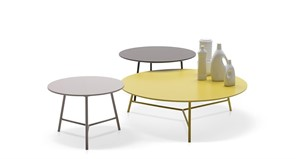 MyHome Collection - Boogie Coffee and Side Table