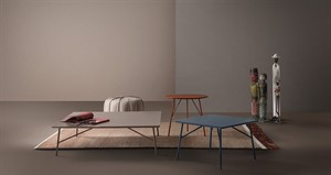MyHome Collection - Mek Coffee and Side Table