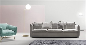 MyHome Collection - Knit Sofa