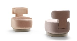 MyHome Collection - Adele Armchair