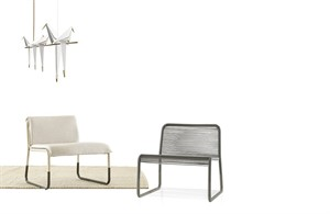 MyHome Collection - Narront Lounge Chair