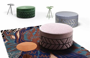 MyHome Collection - Belt Ottoman