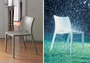 Bontempi Casa - Aqua Chair - QS