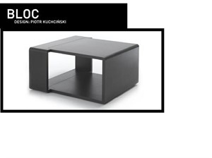 Bloc - Square Coffee Table