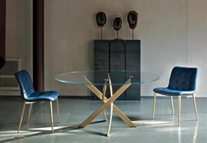 European furniture modern italian furniture chicago - Table bixi coffe par bontempi ...